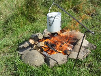 Outdoor Cooker