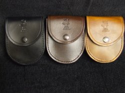 Horseshoe possibles pouch