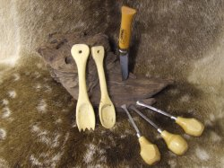 Wood Carving Set 1