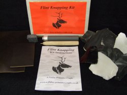 Flint Knapping Kit 1