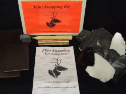 Flint Knapping Kit 2