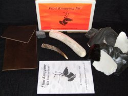 Flint Knapping Kit 5