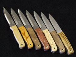 bushcraft knives