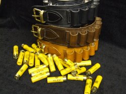 20 gauge shotgun cartridge belt